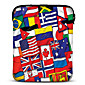 Flag Union Neoprene Tablet Sleeve Case for 10&quot; Samsung Galaxy Tab2, iPad, Motorola Xoom
