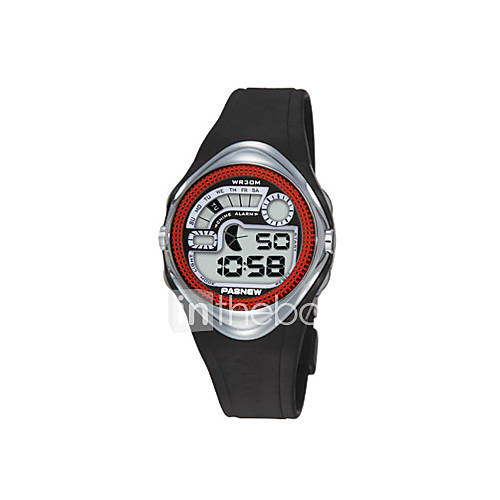 Polyurethane Sports Watch. Pasnew Sports Watch